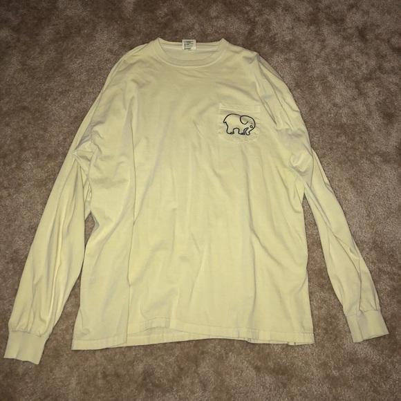 5e2ca7d18ca3f ivory ella Tops - Yellow Ivory Ella Shirt